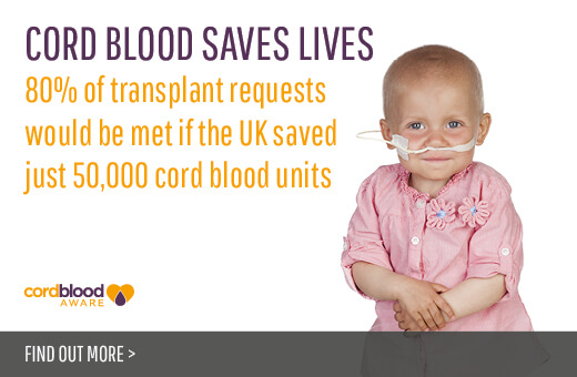 Cord Blood Saves Lives