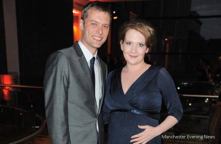 Jennie McAlpine Discusses Donating Son's Cord Blood